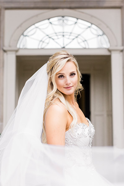 Bridal Portrait Retouching